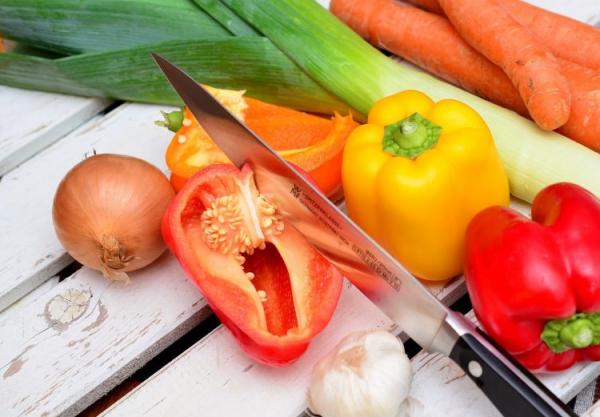 U kuhinji su vam potrebna samo tri noža