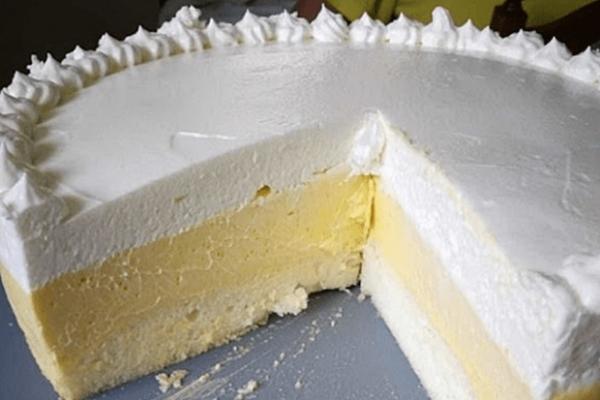 LEDENO NEBO: Jako ukusna torta, gotova za tren